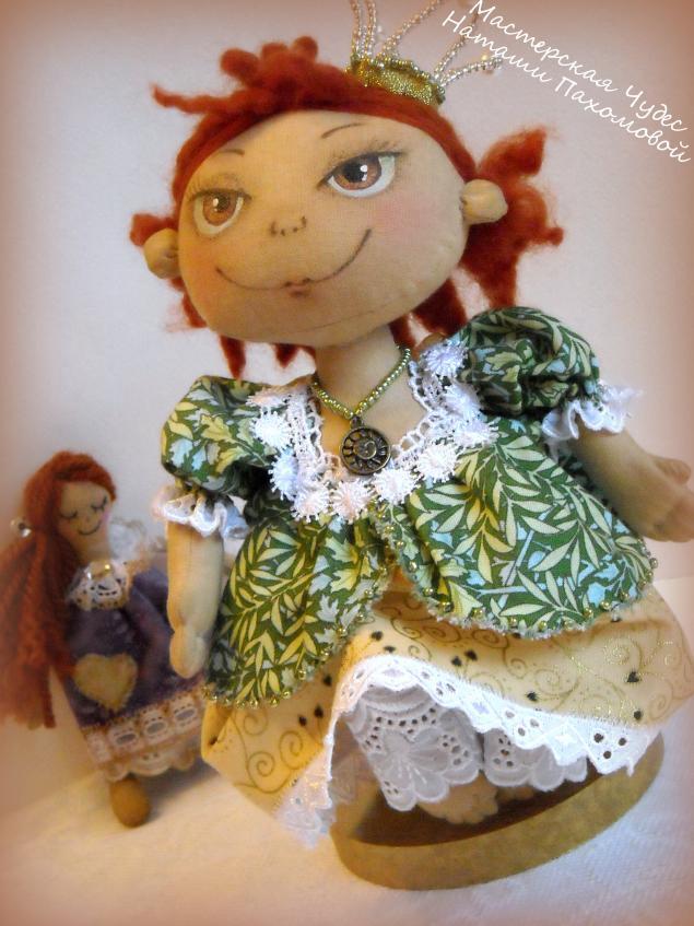 мк по кукле тыковке, мастер-класс по тыковке, тыквоголовка кукла