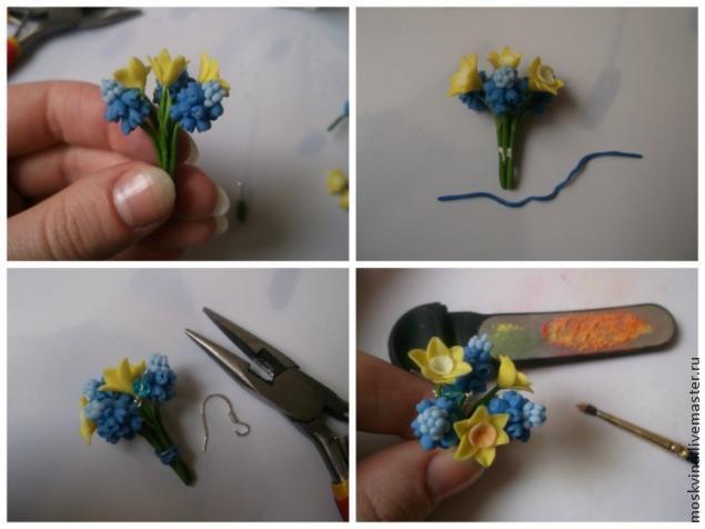 украшения с цветами