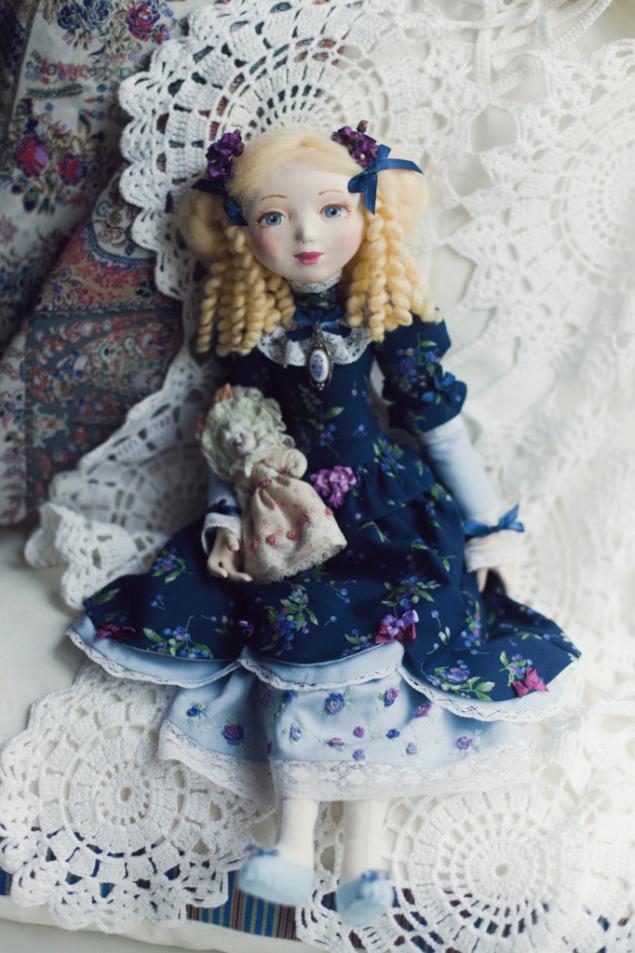Куклы своими руками папье маше