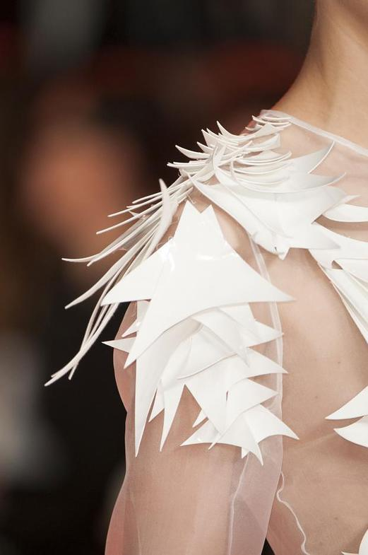 Stephane Rolland Haute Couture весна-лето 2014, фото № 121