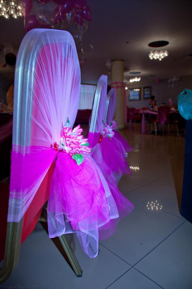 Украшения стульев на свадьбу своими руками мастер класс - Vingtsunspb.ru