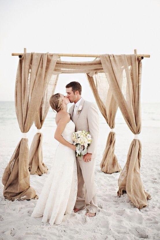 Льняные  свадебные