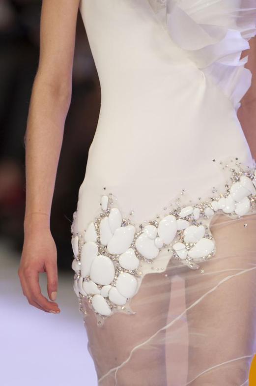 Stephane Rolland Haute Couture весна-лето 2014, фото № 88