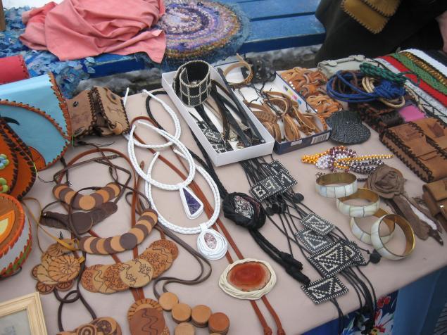 начало, выставка-ярмарка, натуральная кожа, аксессуары, украшения из кожи