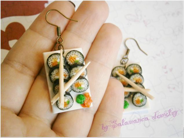 суши из пластики