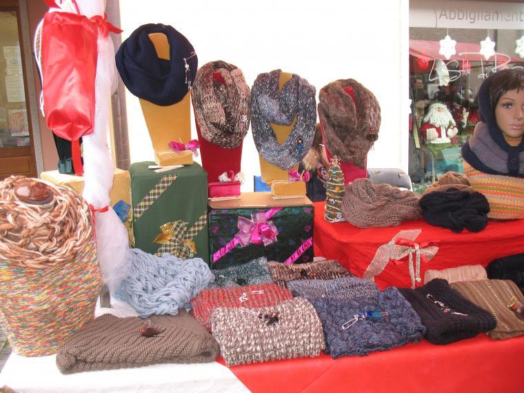 Рождественская рукодельная ярмарка в Санта-Мария-Маджоре, фото № 31