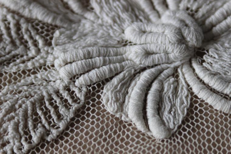 старинный текстиль, антикварное кружево