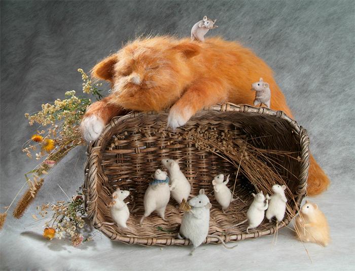 кошки-мышки