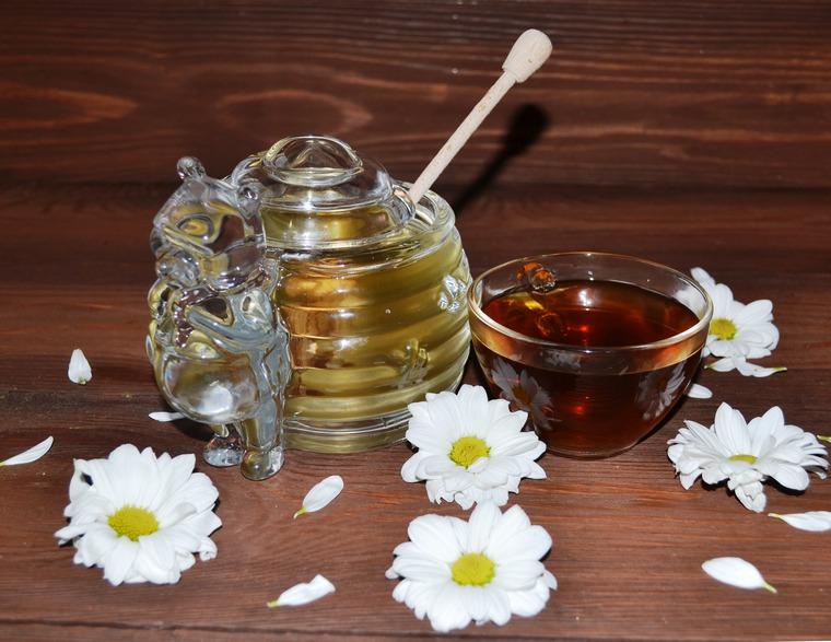 алтайский мед, баночка для меда