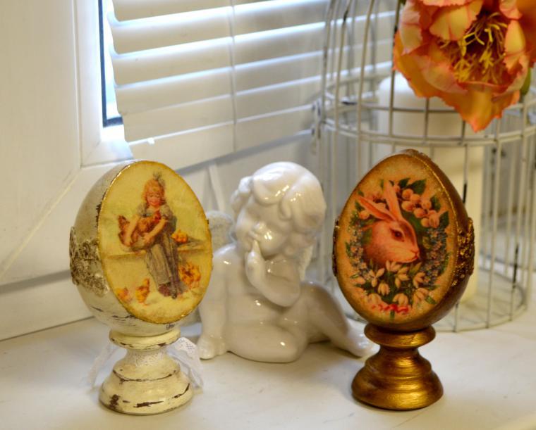 обучение, пасхальные яйца