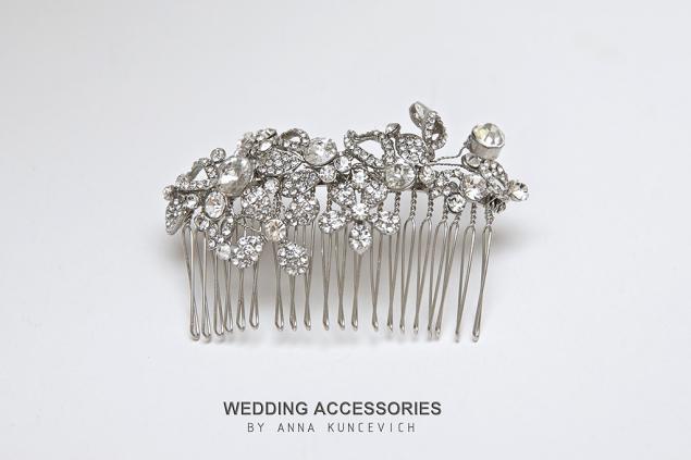 коллекция, свадебный гребень