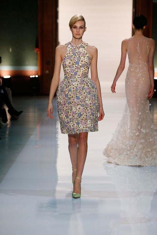 Georges Hobeika Haute Couture весна-лето 2014, фото № 33