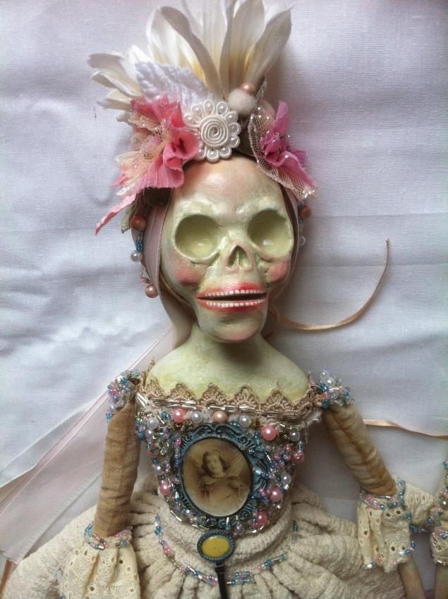 кукла колекционная