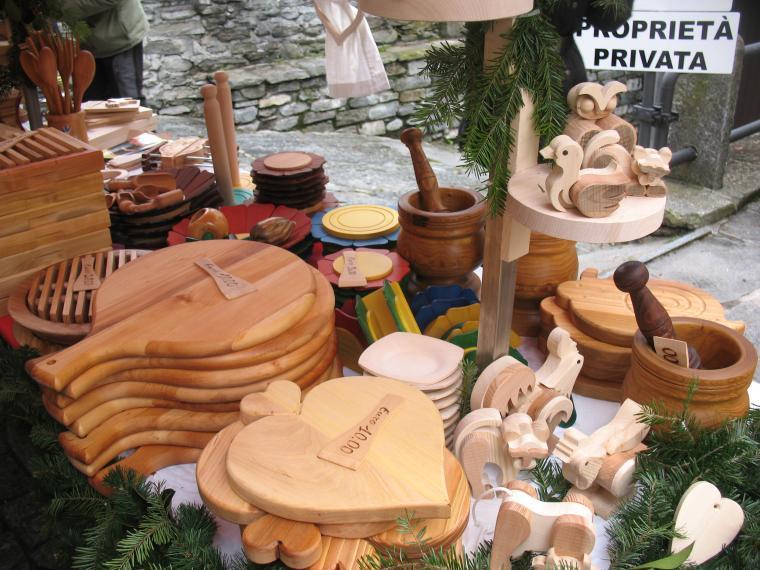 Рождественская рукодельная ярмарка в Санта-Мария-Маджоре, фото № 38