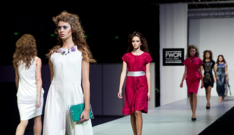 коллекция, индивидуальный пошив, модный показ