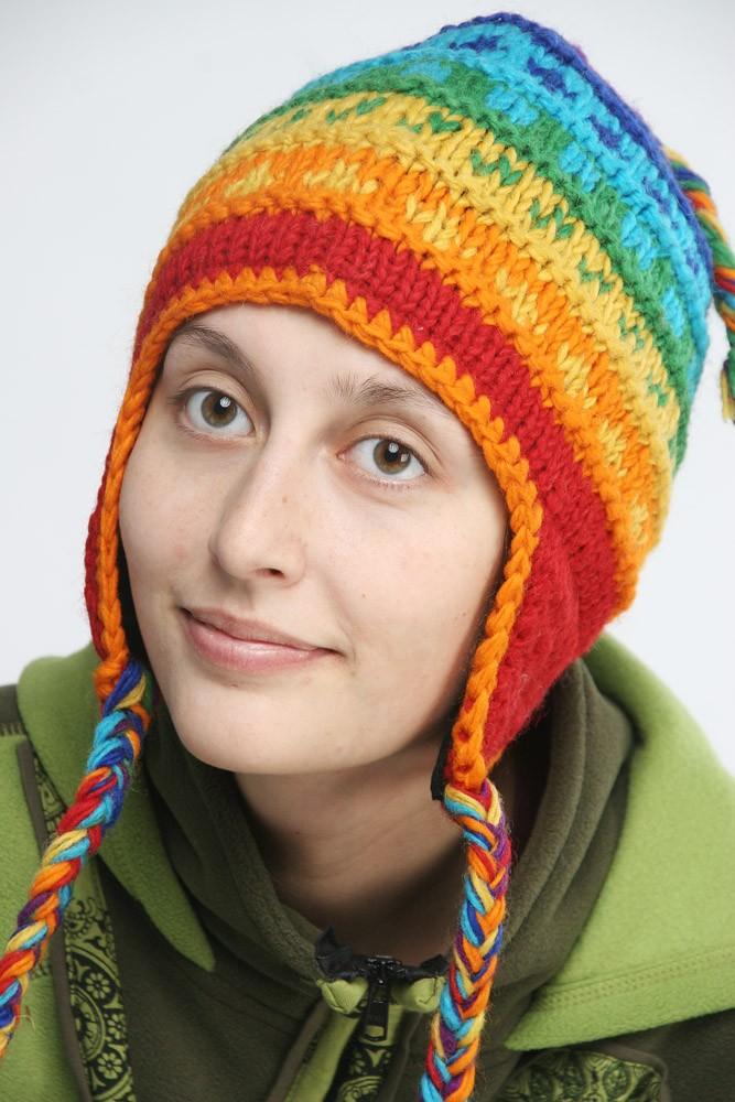 Вязание финляндия шапка