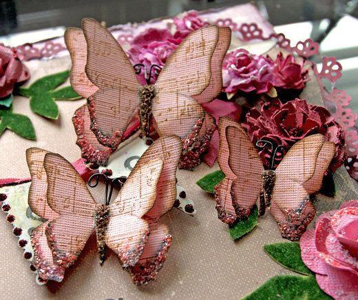 Бабочки на свадьбу, фото № 25