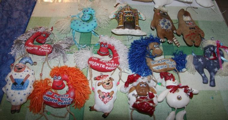 роспись по дереву, сувениры и подарки