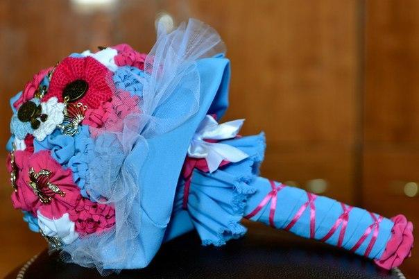 свадебные аксессуары, brooch bouquet