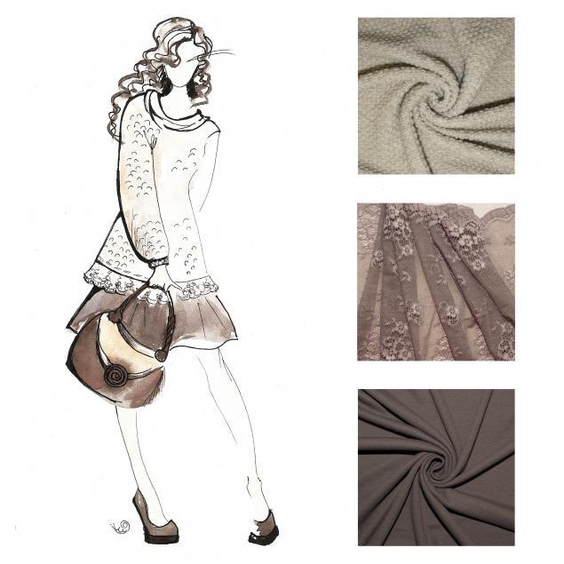 итальянские ткани, модели