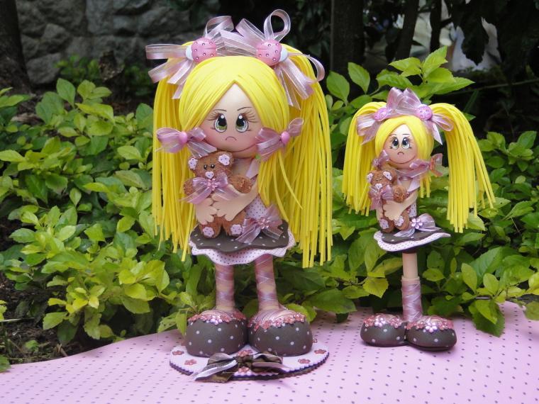 кукла из фоамирана пошагово с фото вашу студию
