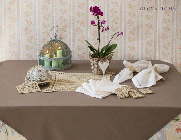 столовое белье, подарок на юбилей, оливия