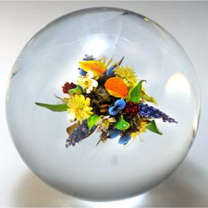 стеклянные шары