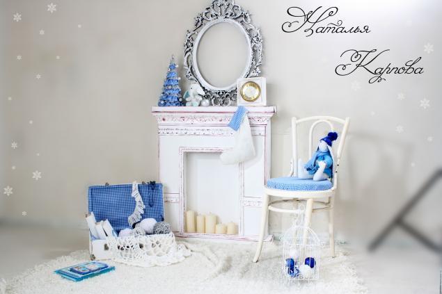 Как сделать декорации для фотосессии дома