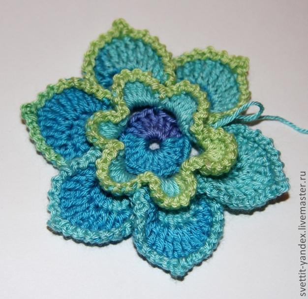 Туника с плетёной каймой