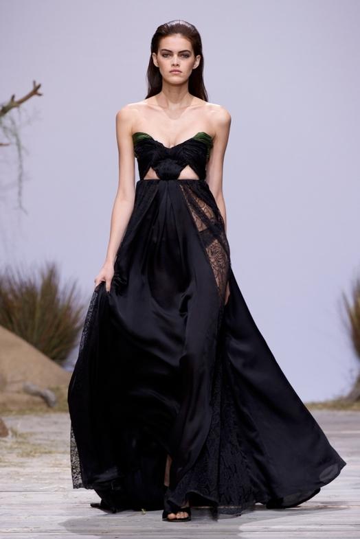 Zuhaitz Haute Couture весна-лето 2014, фото № 15