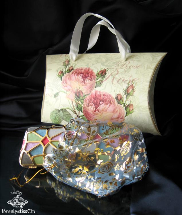 упаковка, сумка женская, сумка кожаная, клатчи из кожи