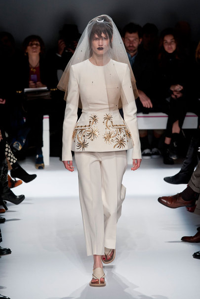 Schiaparelli Haute Couture весна-лето 2014, фото № 23