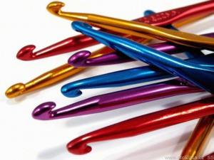 вязание крючком, история рукоделия