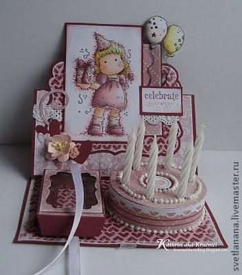 Фото тортиков на открытки
