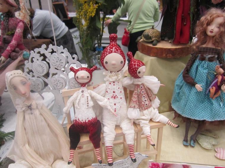 Немного Весеннего бала кукол... Фото, фото № 10