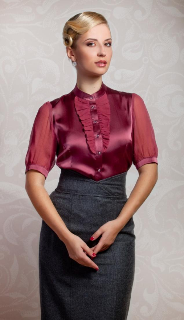 Шикарные Блузки