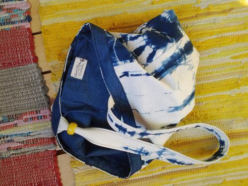 батик, текстиль, краски по ткани, натуральный лен, текстильная сумка