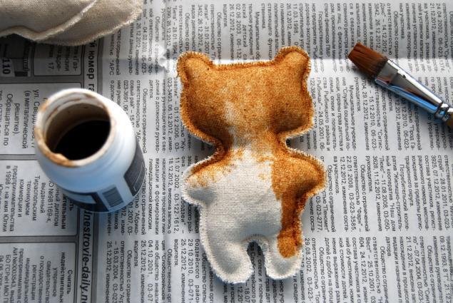 кофе, как пошить