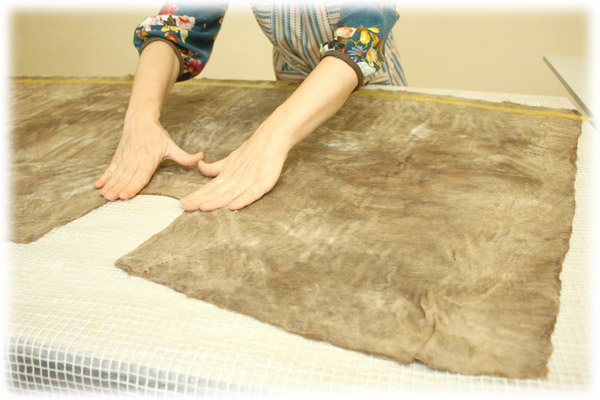 From Simple to Complex: Felting a Jacket with a Yoke, фото № 32
