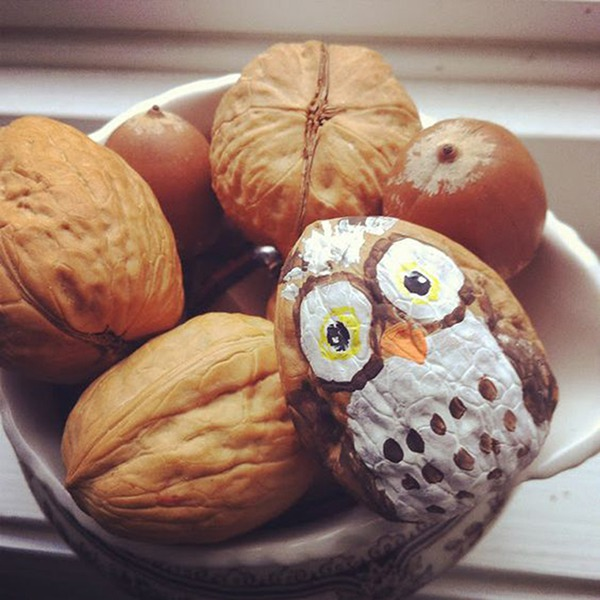 Cracking Nuts: Walnut Shells as a Material for Your Craft, фото № 40