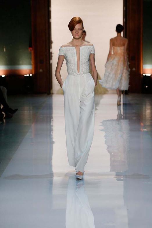 Georges Hobeika Haute Couture весна-лето 2014, фото № 10