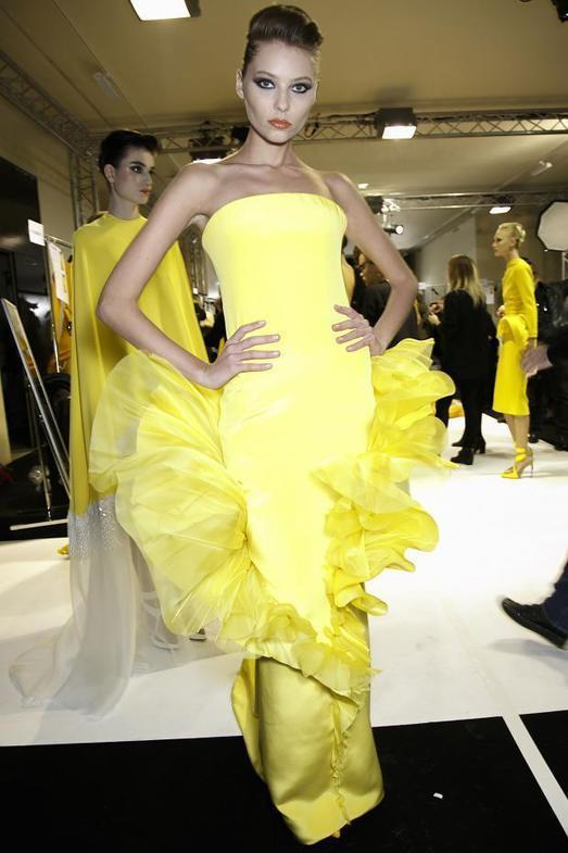Stephane Rolland Haute Couture весна-лето 2014, фото № 56