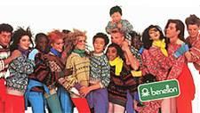 Рекламные кампании Benetton, фото № 1