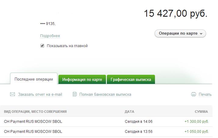 Отчет о поступлении средств, за период с 14.10.14, фото № 27