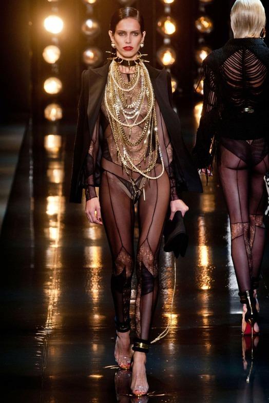Alexandre Vauthier Haute Couture весна-лето 2014, фото № 21