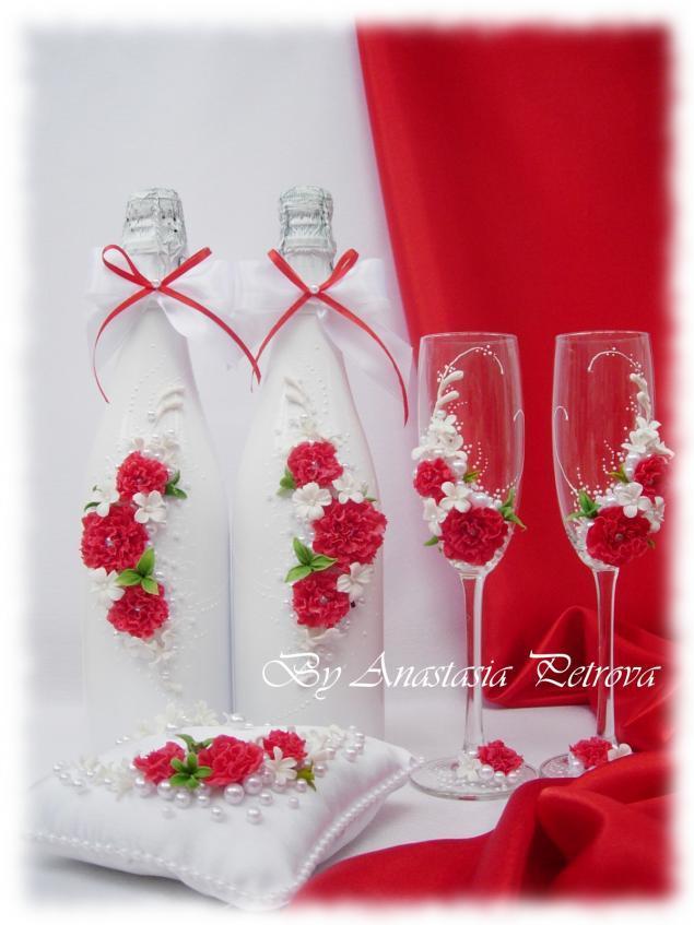 свадьба, подушечка для колец