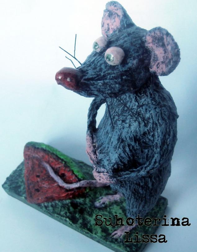 У меня поселился переевший крыс!, фото № 6