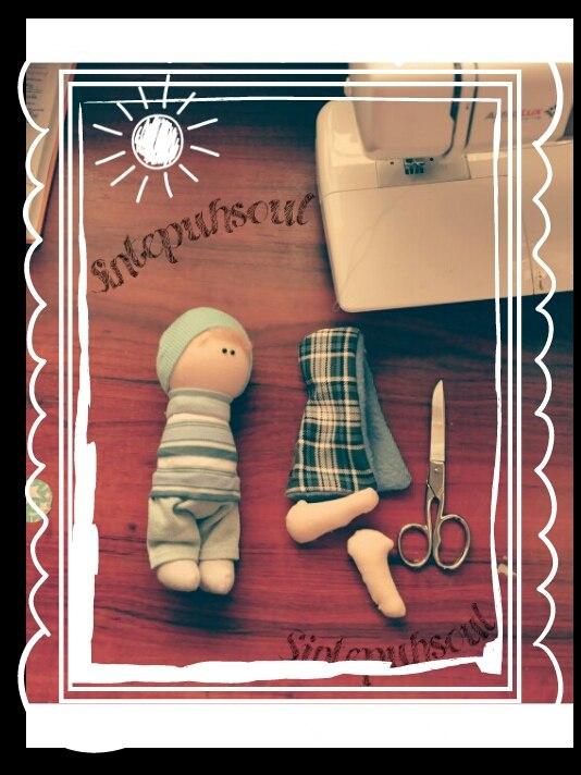 игрушка, текстильные игрушки, как создаются игрушки, кукла мальчик