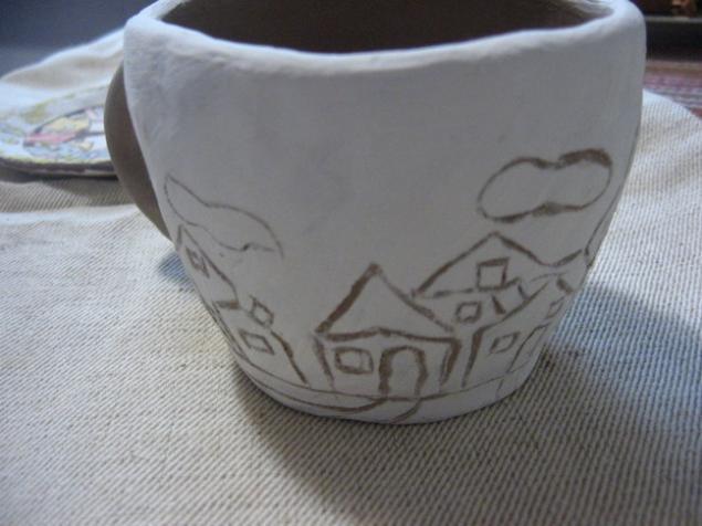 глазурь, процесс декорирования