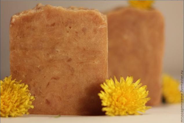 медовое мыло с нуля, новое поступление, мыло на отваре трав, для чувствительной кожи